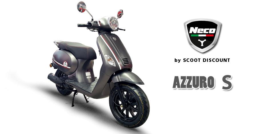 scooter Neco Azzuro S