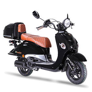 scooter Neco Borsalino Oro