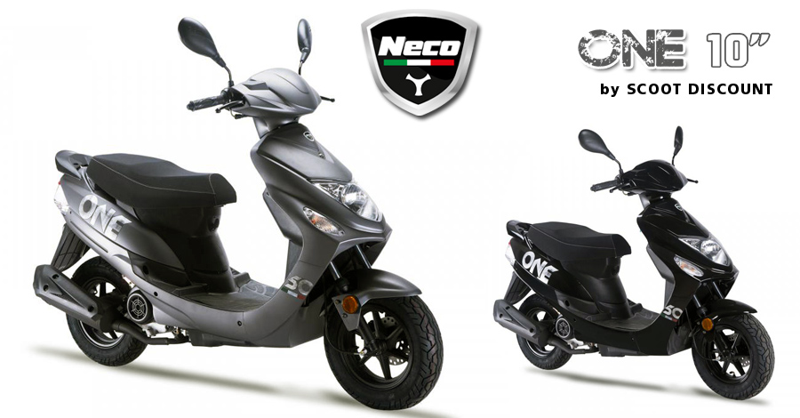 scooter NECO One 4T 10''
