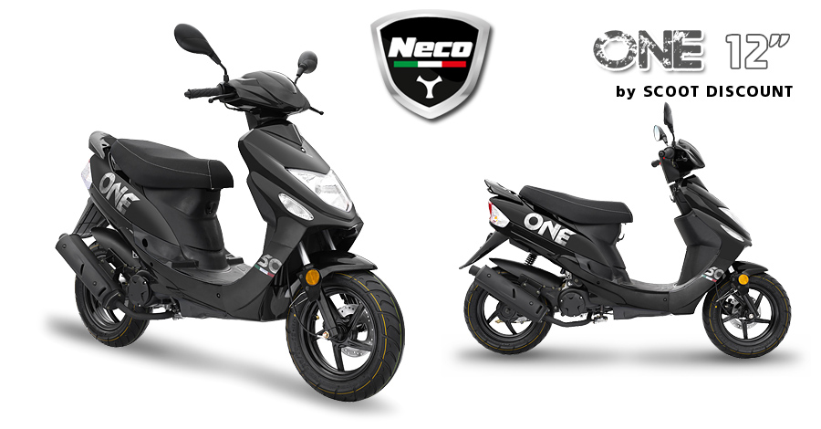 scooter NECO One 4T 12''