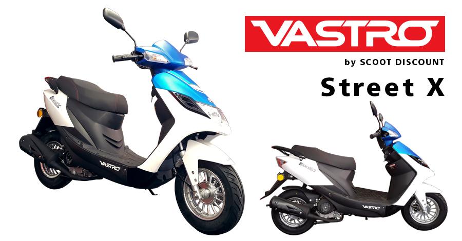 scooter Vastro Street X 50cc