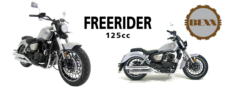 moto BEXX Freerider