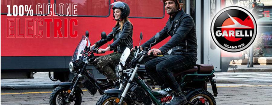 scooter électrique Garelli Ciclone