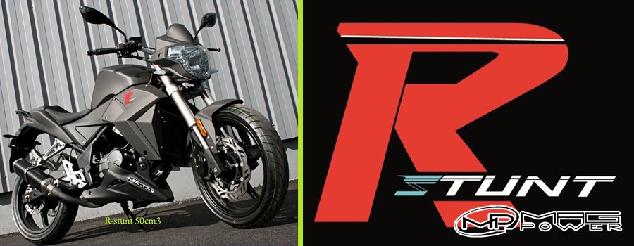 moto Mag Power R-Stunt 50cc