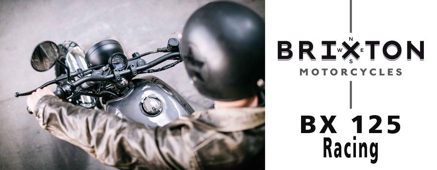 Motos BRIXTON BX 125 Classic routière