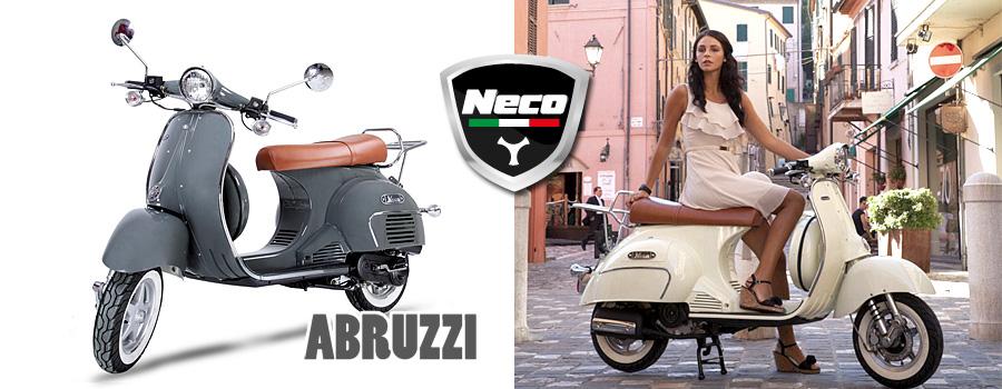 scooter chinois Neco Abruzzi