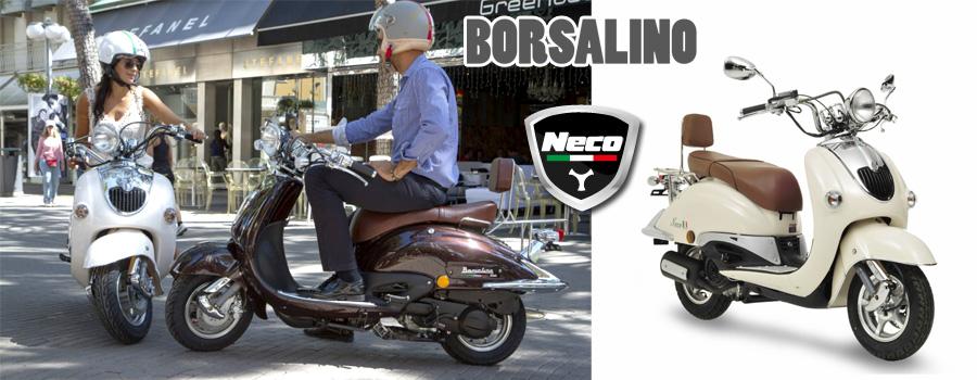 scooter chinois Neco Borsalino