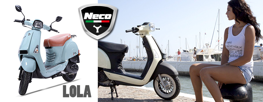 scooter chinois Neco Lola