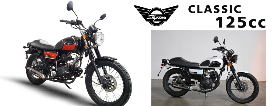 moto Classic Skyteam 125