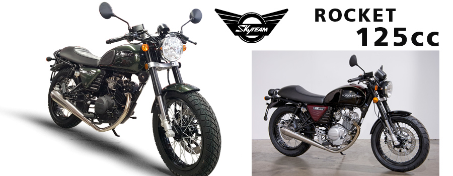 moto Rocket Skyteam 125