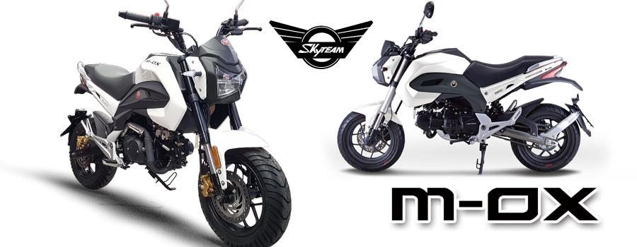 moto Motrac M-ox 50cc