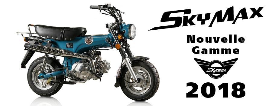 Dax Skyteam Skymax Club 50