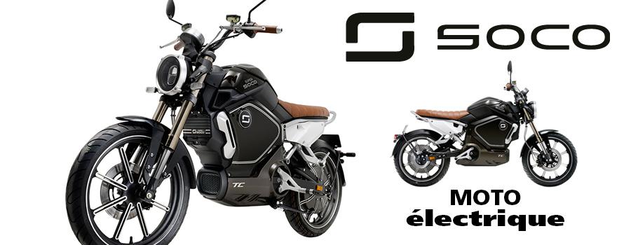 moto électrique Super SOCO TC