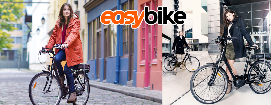 votre magasin de vélos électriques Easybike à Nice