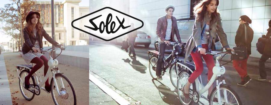 votre magasin de vélos électriques Solex à Nice