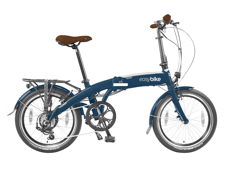 magasin vélos Nice - vélo électrique EasyBike modèle EasyFold