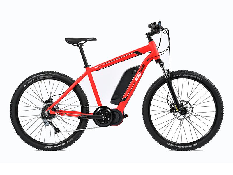 magasin vélos Nice - vélo électrique EasyBike modèle EasySport