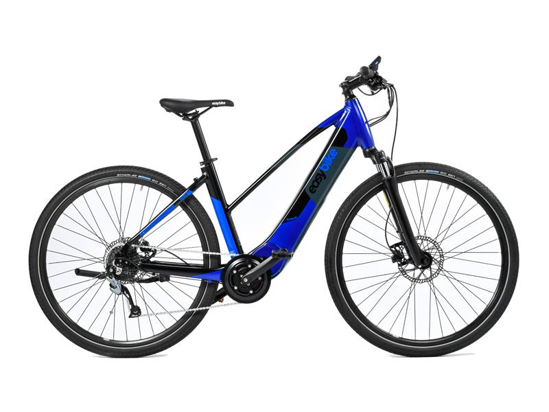 magasin vélos Nice - vélo électrique EasyBike modèle EasyTrekking
