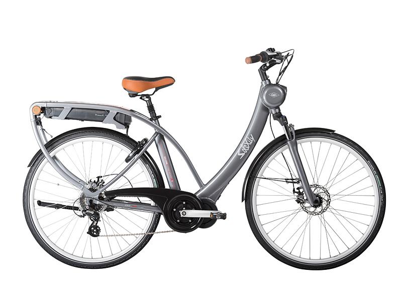 magasin vélos Nice - vélo électrique Solex SOLEXITY modèle COMFORT D8