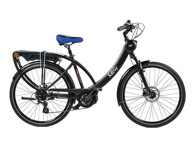 magasin vélos Nice - vélo électrique Solex SOLEXITY modèle INFINITY D8