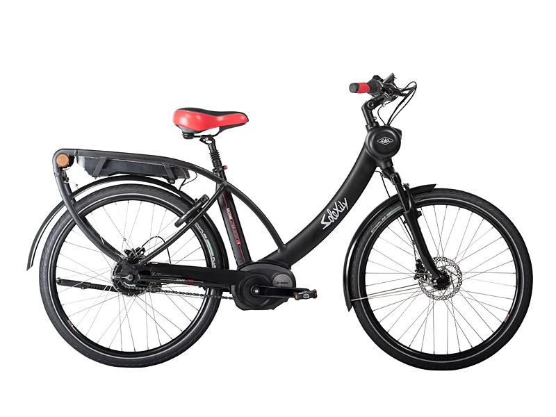 magasin vélos Nice - vélo électrique Solex SOLEXITY modèle INFINITY N8