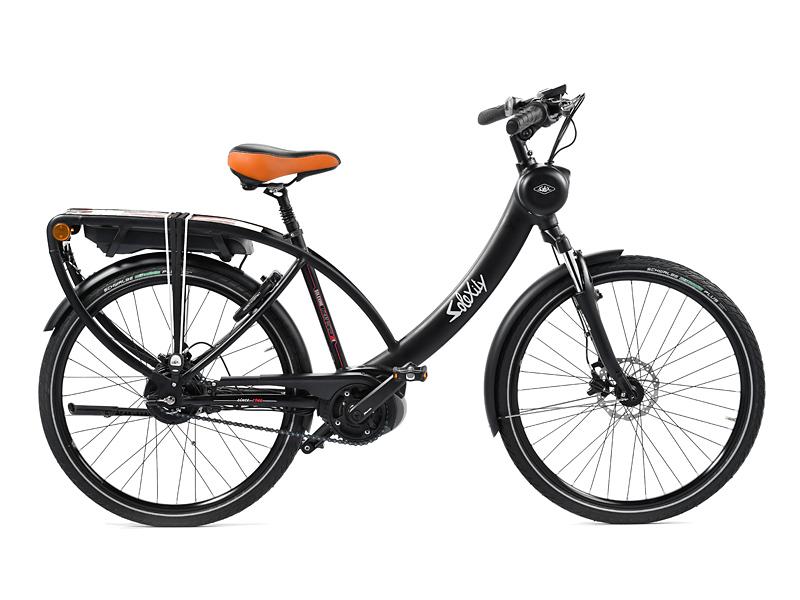 magasin vélos Nice - vélo électrique Solex SOLEXITY modèle INFINITY NV