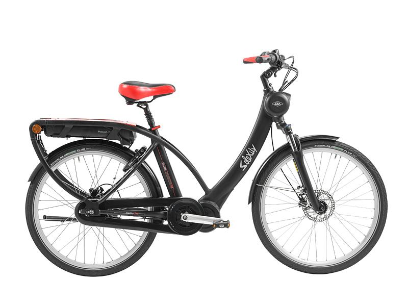 magasin vélos Nice - vélo électrique Solex SOLEXITY modèle SMART NV