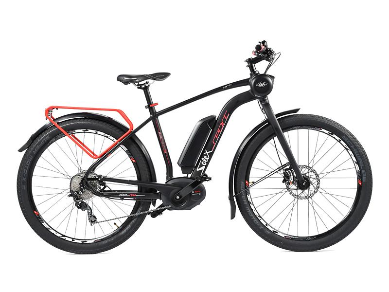magasin vélos Nice - vélo électrique Solex modèle SPORT SUV
