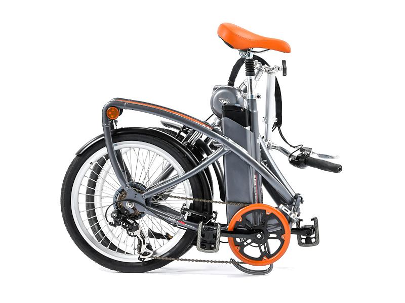 magasin vélos Nice - vélo électrique Solex VELOSOLEX pliable modèle COMFORT D7
