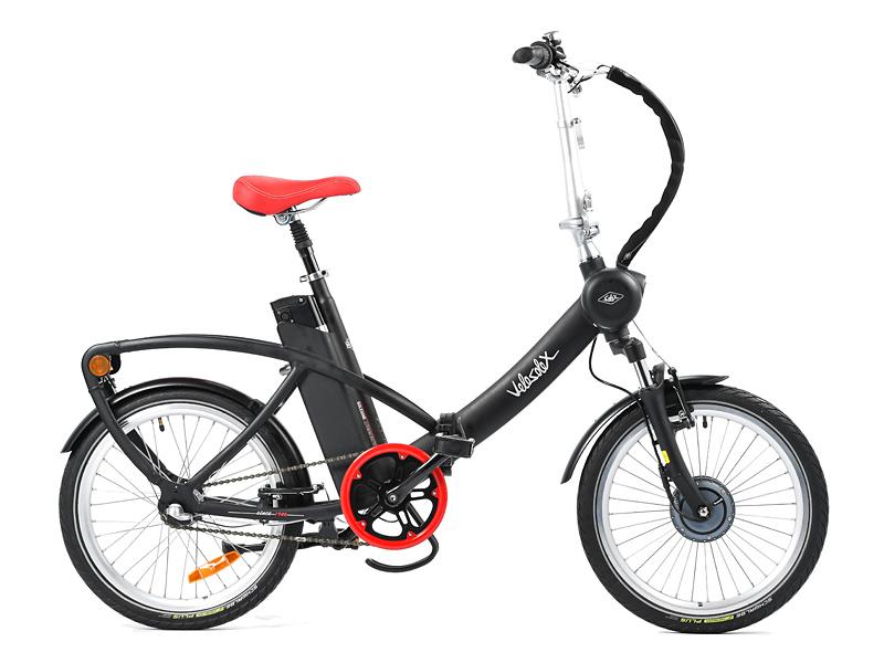 magasin vélos Nice - vélo électrique Solex VELOSOLEX pliable modèle SMART N3